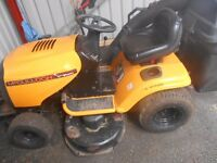 mcculock mower and collecter