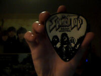 This Is Spinal Tap & Woodstock Patches