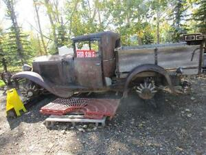FOR SALE Vintage Wagon Frames/ 1929 Buick Truck.... Wagons