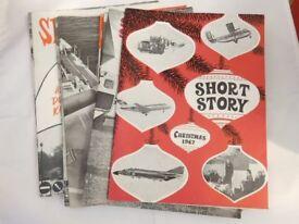 Short Story Aviation Booklets