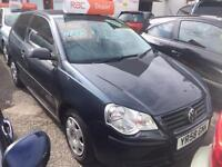 VOLKSWAGEN POLO 1.2 E 60 3dr (grey) 2008