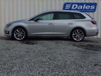 2016 Seat Leon 1.4 EcoTSI 150 FR 5dr [Technology Pack] 5 door Estate