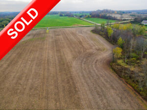 SOLD Beautiful 100Acre North Huron Parcel By Listowel & Hanover!