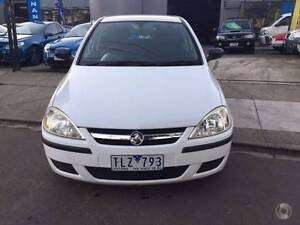 2005 Holden Barina Hatchback Kingsville Maribyrnong Area Preview