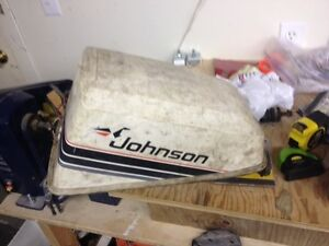 Johnson outboard engine cover Peterborough Peterborough Area image 2