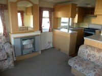 Bank Holiday Static Caravan All Fees Included Payment Options Available £11995