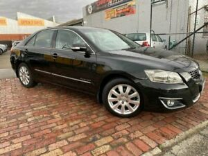 2009 Toyota Aurion GSV40R Touring Black 6 Speed Sports Automatic Sedan Bentleigh East Glen Eira Area Preview