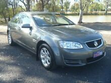 2012 Holden Commodore VE II MY12 Omega Grey 6 Speed Automatic Sedan Dalby Dalby Area Preview
