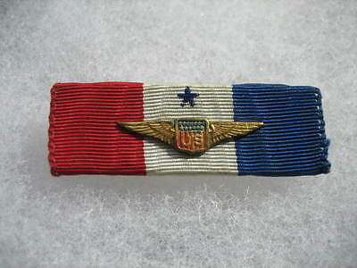 One Star Son in Service Ribbon Pilot