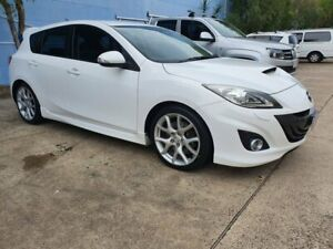2011 Mazda 3 BL 11 Upgrade MPS 6 Speed Manual Hatchback Marcoola Maroochydore Area Preview