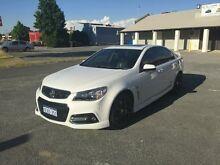 2014 Holden Commodore VF SS-V Redline White 6 Speed Manual Sedan Beckenham Gosnells Area Preview