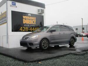 2007 Mazda 5 WAGON 6 PASSENGER 2.3 L*COMES WITH SPARE SET OF TI