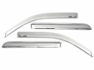 For 2009-2019 Dodge Journey Side Window Deflector Ventshade 69197ND 2010 2011