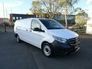 2015 Mercedes-Benz Vito 447 114BlueTEC LWB 7G-Tronic + White 7 Speed Sports Automatic Van Nowra Nowra-Bomaderry Preview