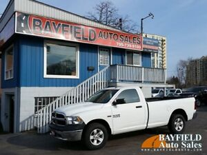 2014 Ram 1500 Regular Cab 4x4 Long Box **5.7L HEMI/Remote Entry/