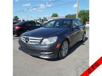 MERCEDES C250 2011 AWD 39.959 KM TOIT OUVRANT/PARKING SENSOR +++