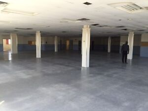 WAREHOUSE - WORKSHOP SPACE FOR LEASE - COMMERCIAL