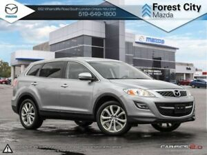 2012 Mazda CX-9 | GT | Leather | Sunroof | New Tires