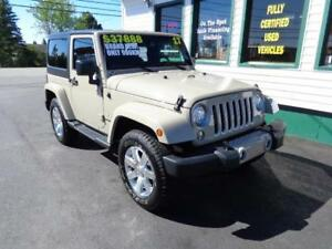 2017 Jeep Wrangler Sahara BRAND NEW ONLY 900kms!