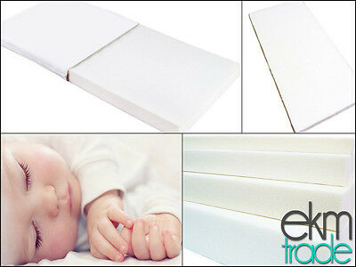 Kinderbettmatratze 60 x120 SCHAUM Matratze Kinderbett Babymatratze baby ekmTRADE 60 X 120