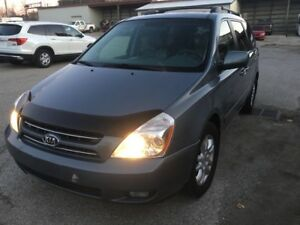 2008 Kia Sedona EX w/Luxury Pkg_ROOF_LEATHER EX w/Luxury Pkg EX