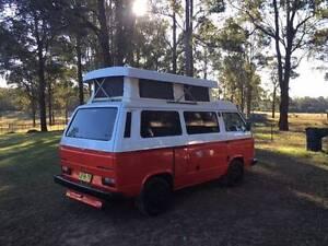 Volkswagen T3 Kombi Campervan Newcastle Newcastle Area Preview