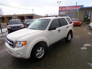 2011 FORD ESCAPE 4CYL AUTO POWER EVERYTHING EASY CAR FINANCING