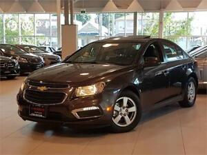2015 Chevrolet Cruze 2LT-AUTO-NAVIGATION-CAMERA-LEATHER-SUNROOF-