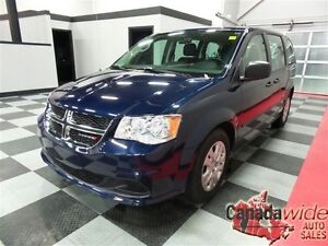 2016 Dodge Grand Caravan SE, 1 OWNER, LOW LOW KMS, YOUR APPROVED
