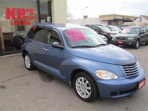 2007 CHRYSLER PT CRUISER ! LOW KM'S ! LIKE NEW ! PRICED TO SELL