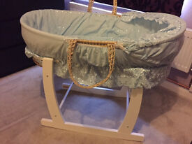 MOSES BASKET AND THE STAND