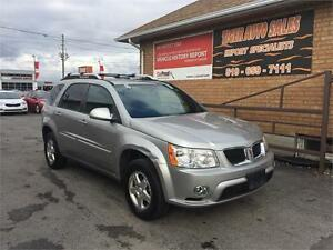 2008 Pontiac Torrent***SUNROOF****GREAT CONDITON***ONLY 160 KMS
