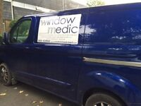 Double glazing servicing and repairing
