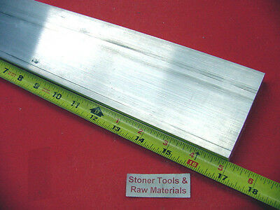 38 X 3 Aluminum 6061 T6511 Flat Bar 17 Long Solid Extruded Plate Mill Stock