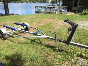 14 FT Princecraft boat trailer