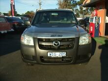 2008 Mazda BT-50 08 Upgrade B2500 DX 5 Speed Manual Frankston Frankston Area Preview
