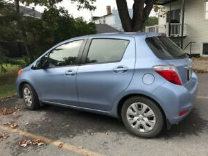 Toyota Yaris LE 2013 - 80900km - Excellente condition