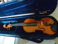 3/4 violin -very nice instrument suit age 9+/adult