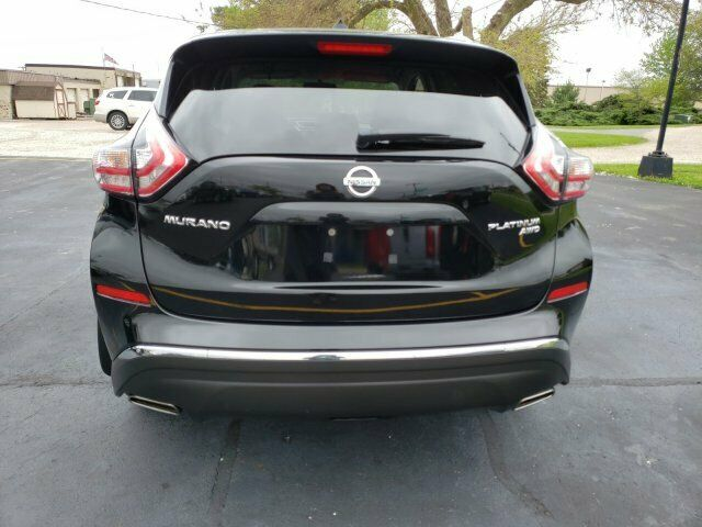 Image 5 Voiture Asiatique d'occasion Nissan Murano 2015