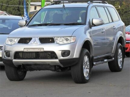 2012 Mitsubishi Challenger PB (KH) MY12 LS Silver 5 Speed Sports Automatic Wagon Moorooka Brisbane South West Preview