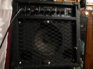 GUITAR AMP RANDALL 19 Watts GOOD SOUND Exc. cond. $65