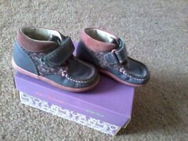 girls shoes -clarks