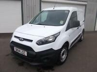 Ford Transit Connect 1.6TDCi L1 H1 95PS WHITE 3 SEATS