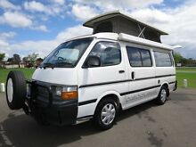 Toyota Hiace Discoverer Camper – AUTO, LOW KMS, IMMACULATE Glendenning Blacktown Area Preview