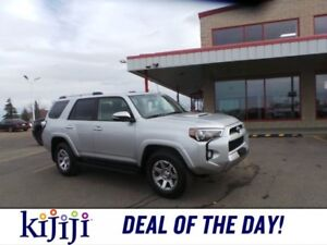 2016 Toyota 4Runner 4WD SR5 Accident Free,  Navigation (GPS),  L