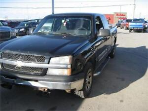 2005 Chevrolet Silverado 1500 RUNS GREAT AS-IS DEAL 2WD