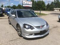 2003 Acura RSX Type-S ***LOW KM*** 200HP****6 SPEED***V-TECH****