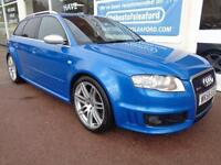 Audi RS4 Avant 4.2 quattro Full S/H £2965 of added extras Finance Available p/x