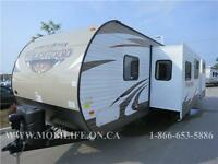**CLEARANCE! **SLEEPS 9! *TRIPLE BUNKS! *TRAVEL TRAILER FOR SALE