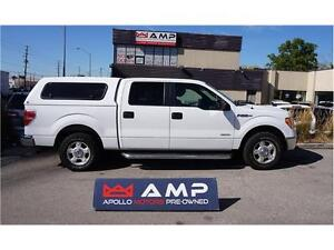 2012 Ford F-150 XLT 4x4 topper Echoboost boards loaded!